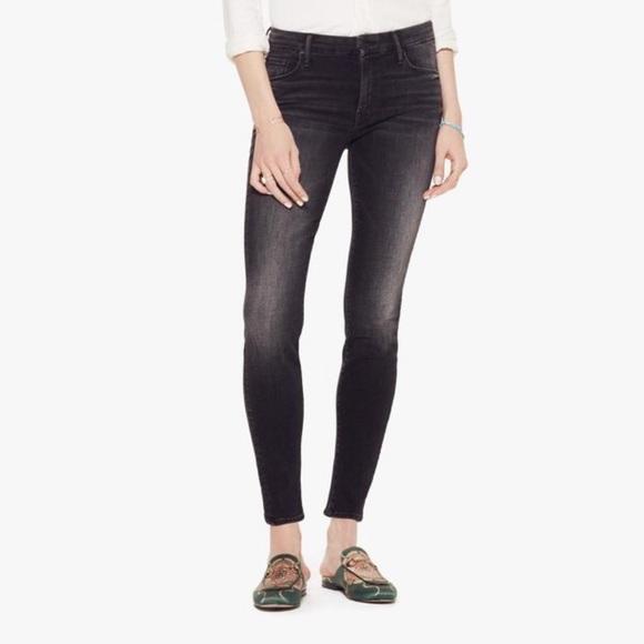MOTHER Denim - MOTHER the looker denim jeans Night Hawk